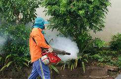 Dengue control Royalty Free Stock Photos