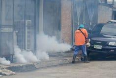Dengue control Royalty Free Stock Image