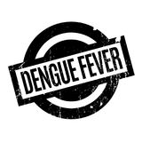Dengue Fever rubber stamp Stock Image