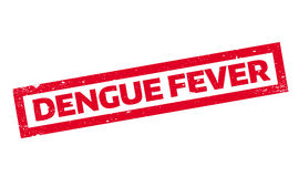 Dengue Fever rubber stamp Royalty Free Stock Images