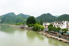 Dengyuan-Fluss Stockbilder