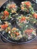 Dengzhanguo - τοπικά πρόχειρα φαγητά στοκ φωτογραφία με δικαίωμα ελεύθερης χρήσης