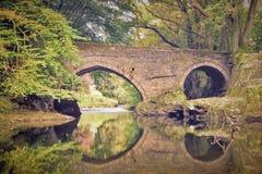 Denham-Brücke Lizenzfreie Stockfotos