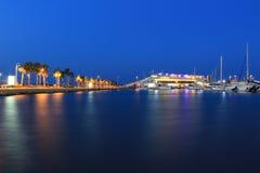 Denia, Alicante, Espagne Images stock