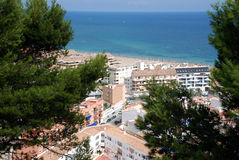 Denia Royalty Free Stock Photography