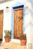 Denia, de provincie van Alicante, Spanje Stock Afbeeldingen