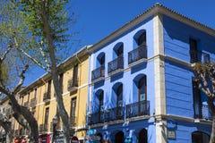 Denia en Espagne images libres de droits