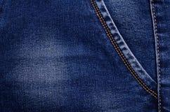 denim голубые джинсы предпосылки славные стоковая фотография
