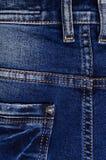 denim голубые джинсы предпосылки славные стоковое изображение