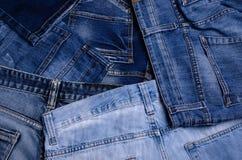 denim Текстура джинсыов стоковое фото rf