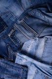 denim Текстура джинсыов стоковая фотография rf