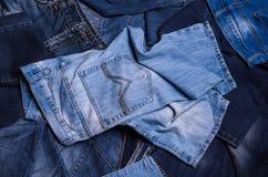 denim Текстура джинсыов стоковые изображения rf