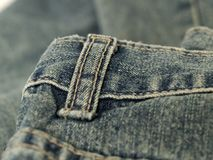 Denim 2 Stockbild