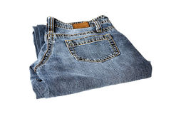 Denim Royalty Free Stock Photos