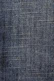 Denim. Close-Up Of Blue Denim Cloth - Jeans Background Stock Image