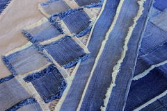 denim Immagine Stock