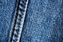Denim abstract background Royalty Free Stock Photo