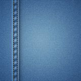 Denim background Royalty Free Stock Photography