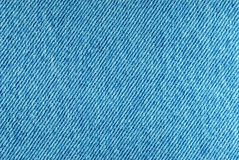 Denim Background Stock Photography