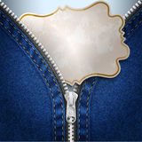 Denim background Royalty Free Stock Image