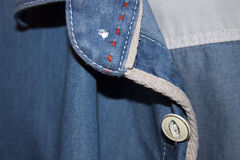 Denim blue Stock Images