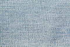 Denim, blue jean material Royalty Free Stock Image