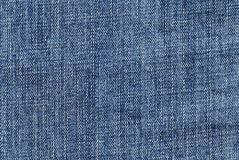 Denim Close-up. High Resolution Photo of Denim clothing Royalty Free Stock Photography