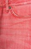 Denim close-up Stock Photography