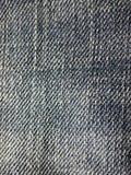 Denim closeup. Closeup view of denim fabric Stock Image