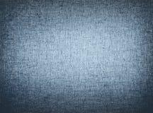 Denim Cloth Background. Blue denim cloth texture viewed up close Stock Photography