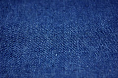 Denim cloth Royalty Free Stock Image