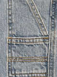 Denim Details Royalty Free Stock Image