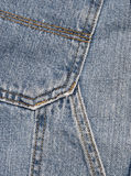 Denim Details Royalty Free Stock Photos