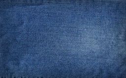 Denim fabric Stock Photography