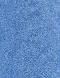 Denim fabric background Stock Image