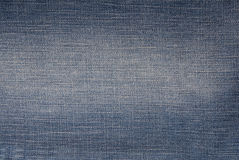 Denim fabric. Stock Photography