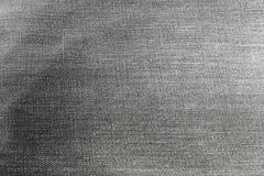 Denim Fabric Black Texture. Indigo Jeans Velvet Background Stock Images