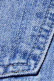 Denim fabric Stock Photos