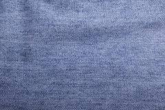 Denim Fabric tecture Stock Photo