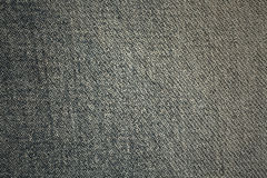 Denim fabric texture Royalty Free Stock Image