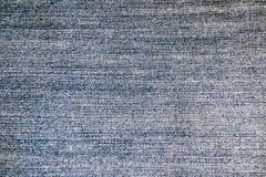 Denim fabric texture Stock Images