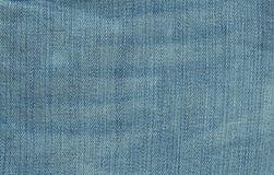 Denim, fondo di struttura delle blue jeans Immagine Stock Libera da Diritti