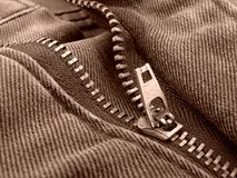 Denim fragment Royalty Free Stock Images