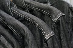 Denim jackets Royalty Free Stock Photo