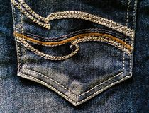 Denim Stock Photography