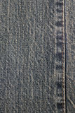 Denim jean material background Royalty Free Stock Image