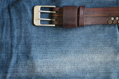 Denim jean texture background Royalty Free Stock Image