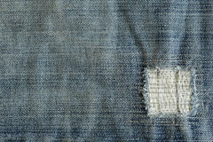 Denim jean texture design of jeans Royalty Free Stock Photography