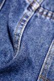 Denim jeans Royalty Free Stock Photos