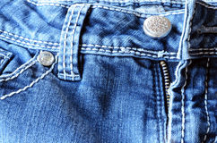 Denim Jeans Abstract Stock Photos